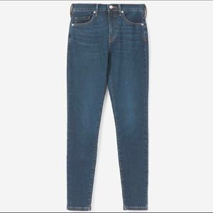 Everlane Mid-Rise Skinny Jeans Size 26 Ankle